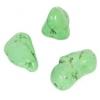 Turquonite Stabilized 15-25mm Green Nugget Semi-Precious